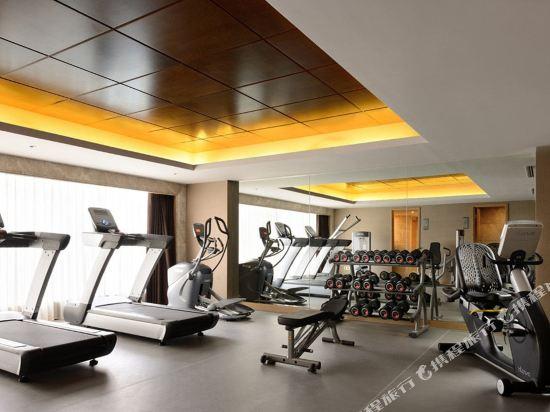 珠海竹林酒店(Bamboo Plaza Zhuhai)健身娛樂設施