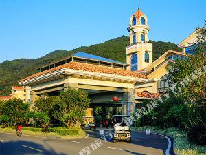 永定天子溫泉旅游度假區(瓏泊灣大酒店)