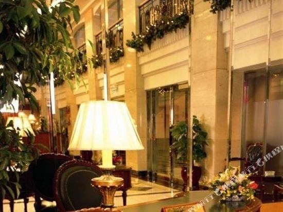澳門新麗華酒店(Sintra Hotel)內景_公共區域