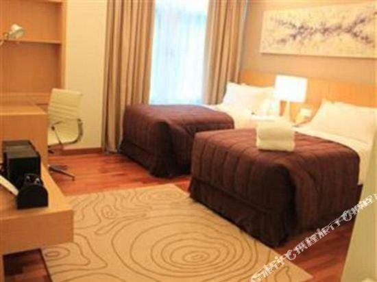 吉隆坡輝盛國際公寓(Fraser Place Kuala Lumpur)三臥室行政公寓