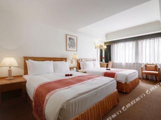 台北天成大飯店(COSMOS HOTEL TAIPEI)豪華家庭房