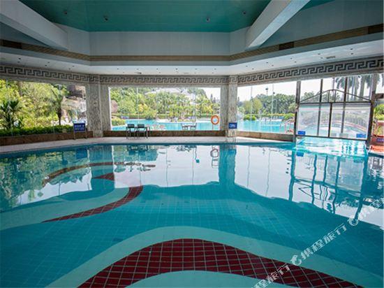佛山碧桂園度假村(Country Garden Holiday Resort)室內游泳池