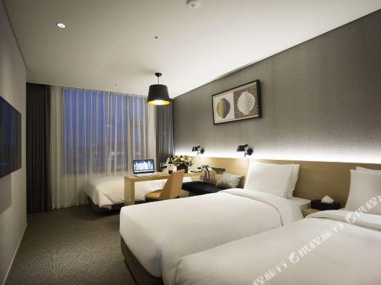 首爾東大門貝斯特韋斯特阿里郎希爾酒店(Best Western Arirang Hill Dongdaemun)Deluxe Triple (Display)