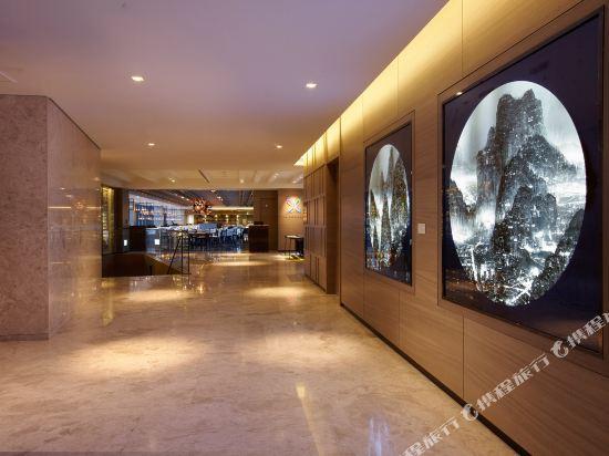 台北寒舍艾麗酒店(Humble House Taipei)公共區域