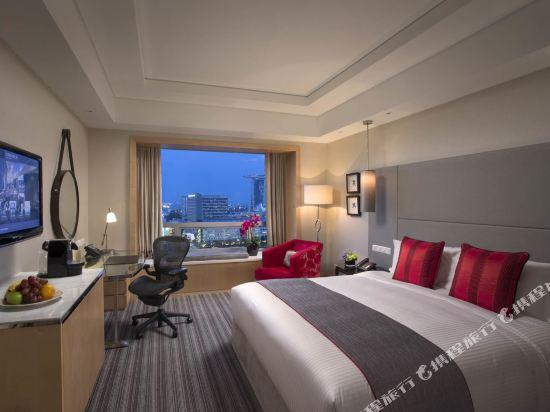 新加坡卡爾登酒店(Carlton Hotel Singapore)尊貴俱樂部房
