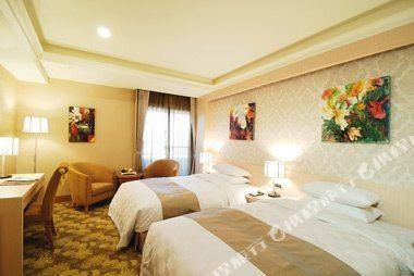 高雄義大天悅飯店(E-Da Skylark Hotel)雅緻客房