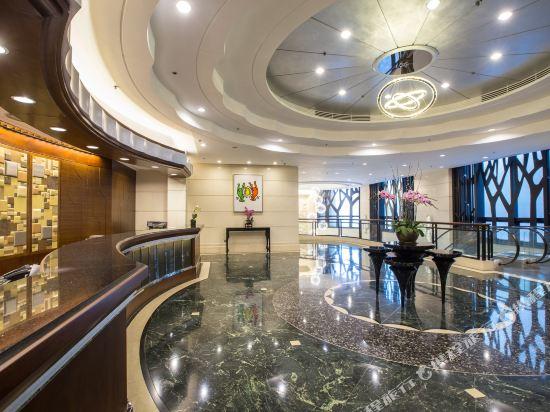 香港珀麗酒店(Rosedale Hotel Hong Kong)公共區域