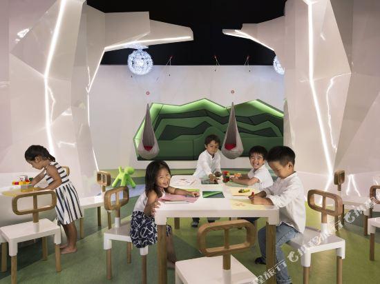 澳門JW萬豪酒店(JW Marriott Hotel Macau)兒童樂園/兒童俱樂部