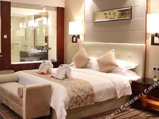 佛山富林朗悅酒店(Longyatt Hotel)豪華單人房