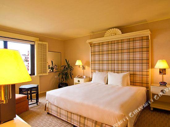 澳門麗景灣酒店(Regency Art Hotel)豪華套房