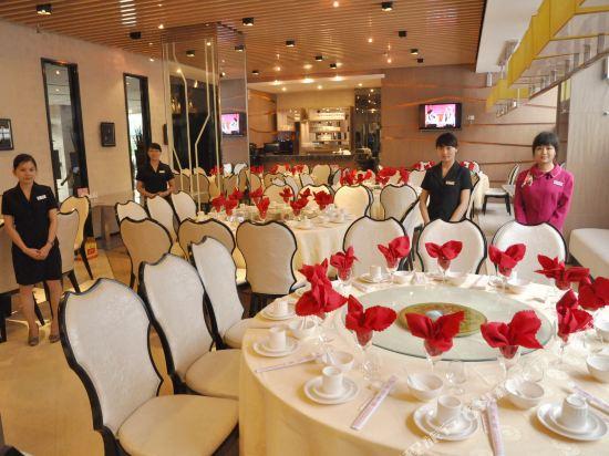 深圳澳城花園酒店(Ocean City Hotel Shenzhen)餐廳