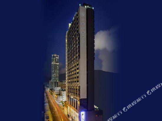 香港九龍珀麗酒店(Rosedale Hotel Kowloon)外觀