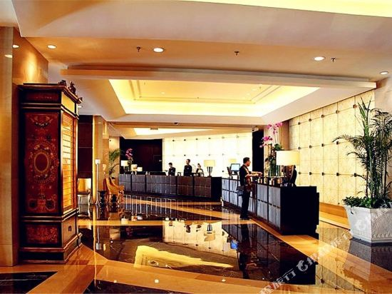 杭州開元名都大酒店(New Century Grand Hotel Hangzhou)大堂吧