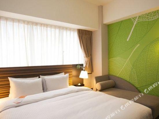 台北凱撒大飯店(Caesar Park Hotel Taipei)悠遊雙人房