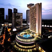 新加坡泛太平洋酒店酒店預訂
