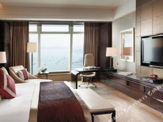 香港麗思卡爾頓酒店(The Ritz-Carlton Hong Kong)行政豪華海景客