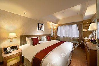 台北天成大飯店(COSMOS HOTEL TAIPEI)+雙人房