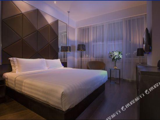 桔子酒店·精選(深圳羅湖店)(Orange Hotel Select (Shenzhen Luohu))豪華大床房