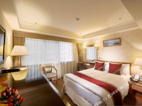 台北天成大飯店(COSMOS HOTEL TAIPEI)精致客房雙人房(一大床)