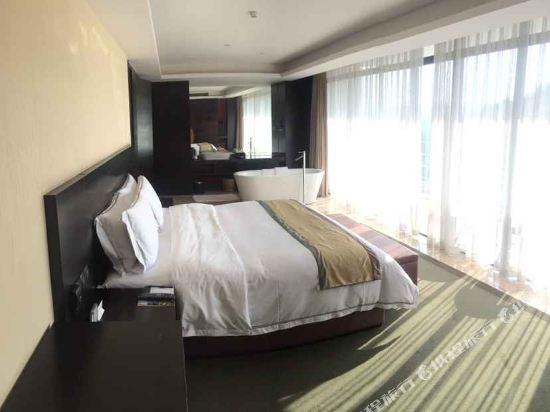 溧陽涵田度假村酒店(Hentique Resort & Spa)山景套房