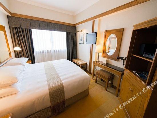 澳門新麗華酒店(Sintra Hotel)豪華房