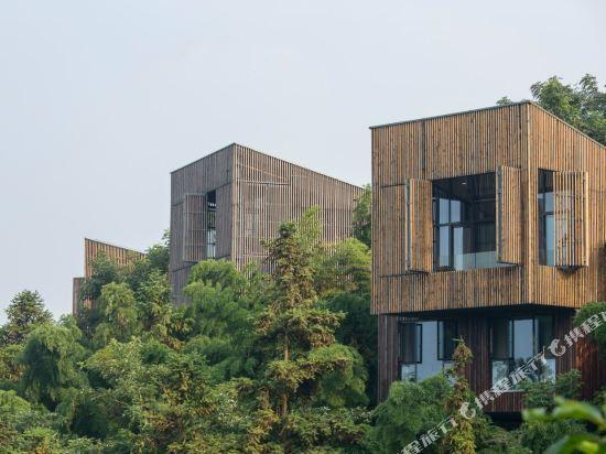 溧陽美岕山野温泉度假村(Meijie Mountain Hotspring Resort)兩居室別墅A