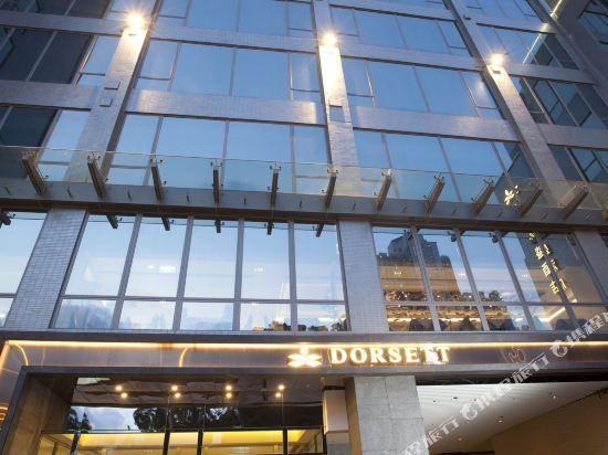 香港荃灣帝盛酒店(Dorsett Tsuen Wan)外觀