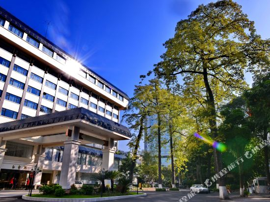廣東迎賓館(Guangdong Yingbin Hotel)外觀