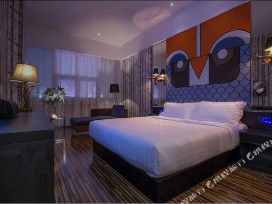 桔子酒店·精選(深圳羅湖店)(Orange Hotel Select (Shenzhen Luohu))挪威森林