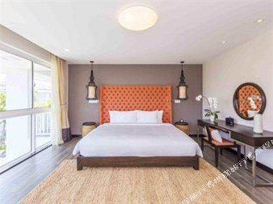 峴港雅高尊貴度假村(Premier Village Danang Resort Managed by AccorHotels)花園景一卧室別墅