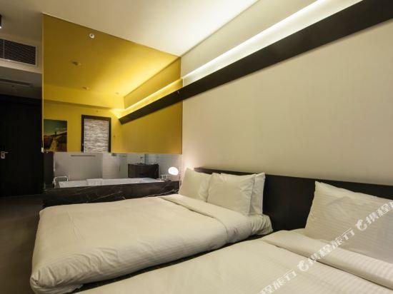 首爾明洞喜普樂吉酒店(Sotetsu Hotels The SPLAISIR Seoul Myeongdong)房間