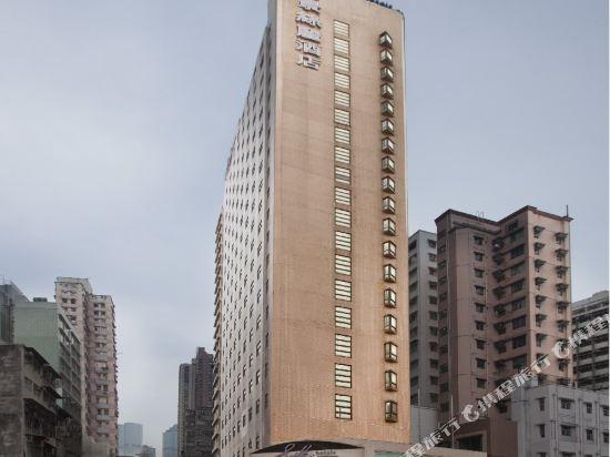香港海景絲麗酒店(Silka Seaview Hotel)外觀