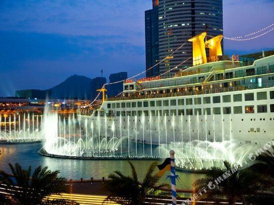 深圳鴻隆明華輪酒店(Cruise Inn)外觀