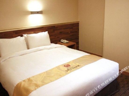 天空花園酒店明洞1號店(Hotel Skypark Myeongdong 1)大床房