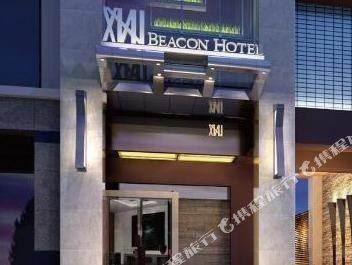 台中逢甲碧根行館(Beacon Hotel)外觀
