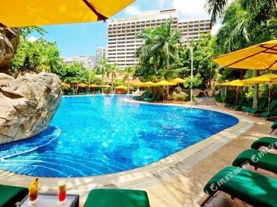 澳門金麗華酒店(Grand Lapa Hotel Macau)外觀