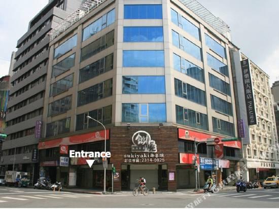 品格子旅店(台北西門館)