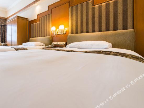 澳門新麗華酒店(Sintra Hotel)家庭客房