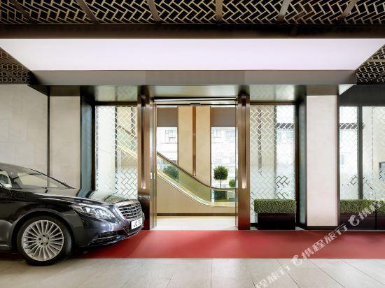 香港港島太平洋酒店(Island Pacific Hotel)公共區域