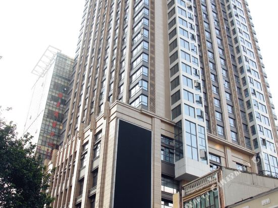 Ailisi International Apartment Hotel (Guangzhou Yanjiang Road Minjian Finance Building)