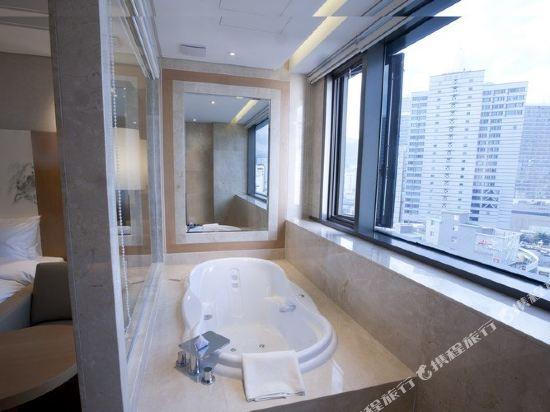 釜山阿爾班酒店(Arban Hotel Busan)至尊家庭房