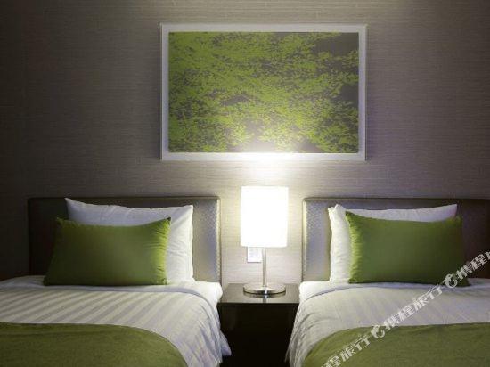 阿文特里釜山酒店(Aventree Hotel Busan)豪華雙床房