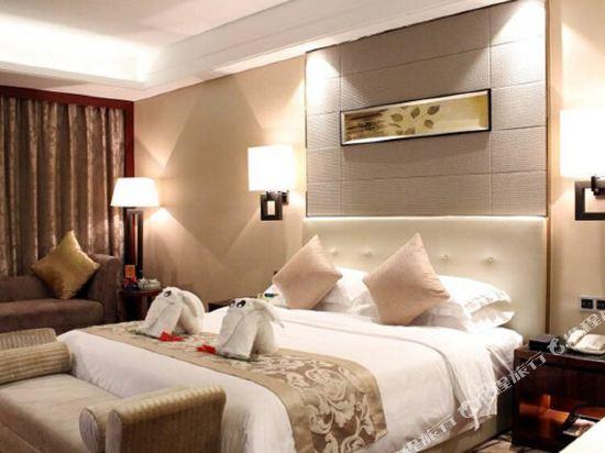 佛山富林朗悅酒店(Longyatt Hotel)豪華家庭房