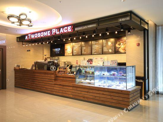 首爾東大門貝斯特韋斯特阿里郎希爾酒店(Best Western Arirang Hill Dongdaemun)咖啡廳