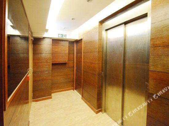 香港雲浦酒店(VP Hotel)公共區域