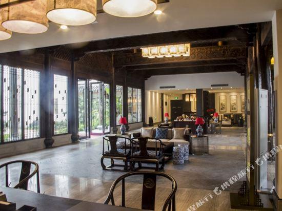 溧陽天目湖南山竹海客棧(御水温泉精品酒店)(Nanshan Zhuhai Inn)公共區域