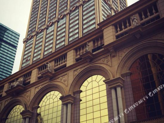 澳門凱旋門酒店(L'Arc Macau)外觀