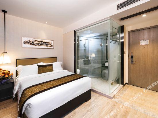 珠海鳳凰谷假日酒店(Phoenix Valley Holiday hotel)D座標準大床房