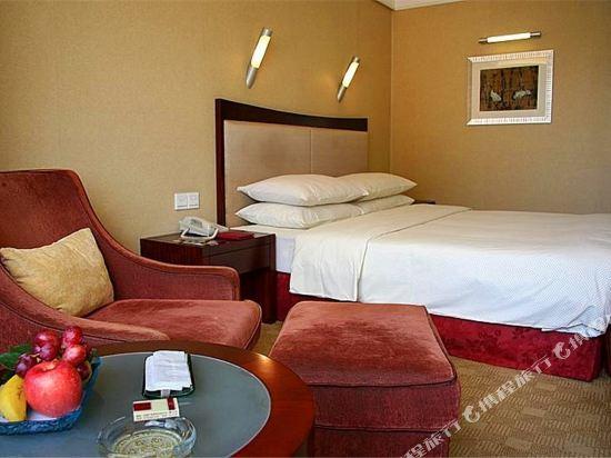 中山國際酒店(Zhongshan International Hotel)商務大床房