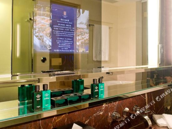 澳門新葡京酒店(Grand Lisboa Macau)豪華套房